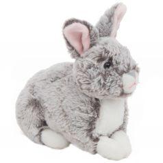 Мягкая игрушка Игруша Кролик серый 20 см