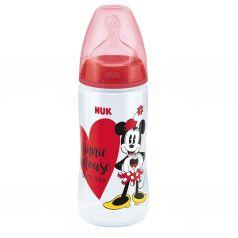 Бутылочка Nuk Disney Mickey Mouse обучающая с насадкой полипропилен с 6 месяцев, 300 мл