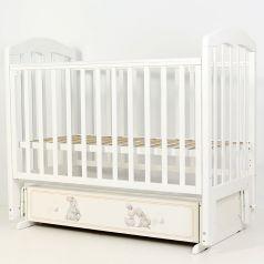 Кровать Топотушки Зайки-Акварель-7