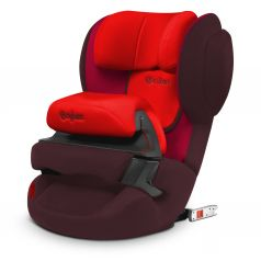 Автокресло Cybex Juno 2-Fix Rumba Red