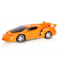 Машина на радиоуправлении Handers Концепты Суперкар Z113 (оранжевая) 21 см