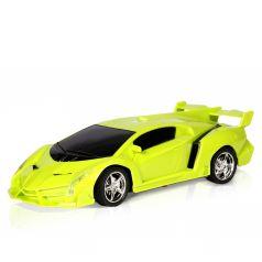 Машина на радиоуправлении Handers Концепты Суперкар Z113 21 см зеленый