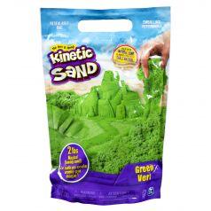 Набор песка для лепки Kinetic sand Зеленый