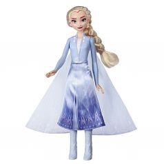 Кукла Disney Frozen Холодное сердце 2 Сверкающее платье Эльза
