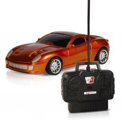 Машина на радиоуправлении Handers Рейсеры Спорткар Z107 (оранжевая) 21.5 см