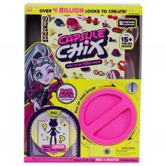 Набор Capsule Chix 2 куклы Романтик-Рок