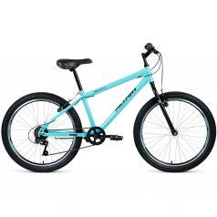 Двухколесный велосипед Altair MTB HT, цвет: мятный/черный