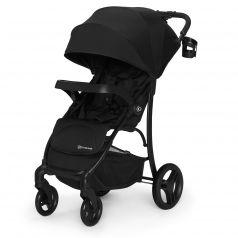 Прогулочная коляска Kinderkraft Cruiser, цвет: Black