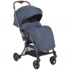Прогулочная коляска Corol S-6, цвет: синий