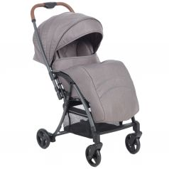 Прогулочная коляска Corol S-6, цвет: серый
