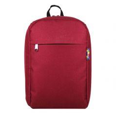 Рюкзак с одним плечевым ремнем Vivacase оксфорд,бордовый