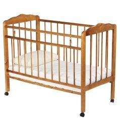 Кровать ИП Смирнов Женечка-1, цвет: светлый