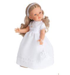 Кукла Juan Antonio Белла блондинка Первое причастие