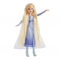 Кукла Disney Frozen Холодное сердце 2 Elza (с аксессуарами для волос)
