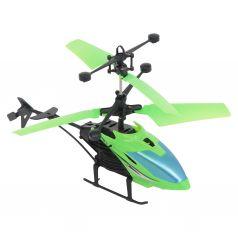 Вертолет на радиоуправлении Игруша , зеленый