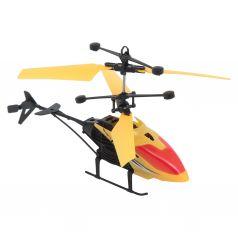 Вертолет на радиоуправлении Игруша , желтый