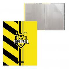 Папка файловая А4 Erich Krause Football time