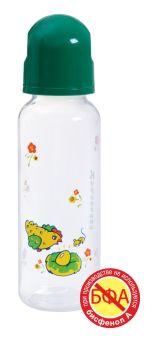 Бутылочка Курносики полипропилен, 250 мл