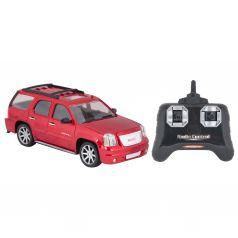 Машина на радиоуправлении GMC, красная Maxi Car