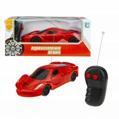 Машина на радиоуправлении 1Toy , красная 17 см 1 : 26