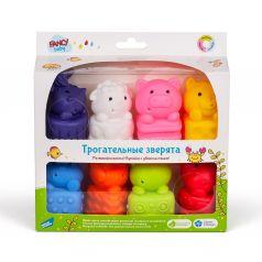 Развивающие игрушки Fancy Baby Трогательные зверята