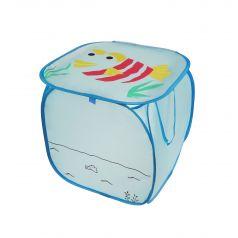 Корзина для игрушек Наша Игрушка Рыбка