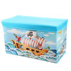 Корзина для игрушек Наша Игрушка Пират