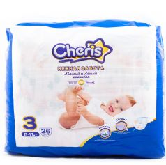 Подгузники CHERIS с индикатором наполнения () шт.