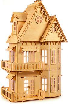 Дом для кукол Теремок 72 см