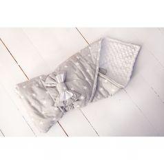 Slingme Конверт-одеяло Звездочки 90 х 90 см