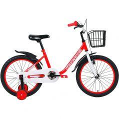Forward, Велосипед Barroi 18 2020 красный