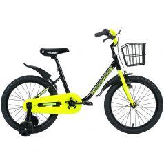 Forward, Велосипед Barroi 18 2020 черный