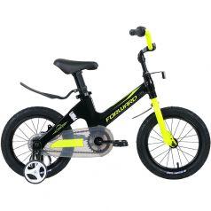 Forward, Велосипед Cosmo 12 2020 черный/зеленый