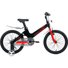 Forward, Велосипед Cosmo 18 2020 черный/красный