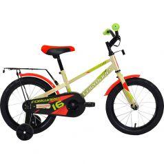 Forward, Велосипед Meteor 16 серый/зеленый