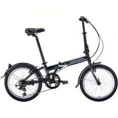 Forward, Велосипед Enigma 20 2.0 11 черный/белый