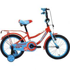 Forward, Велосипед Funky 16 красный/голубой