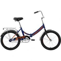 Forward, Велосипед Arsenal 20 1.0 14 темно-синий/оранжевый