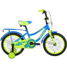 Forward, Велосипед Funky 18 голубой/светло-зеленый