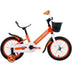 Forward, Велосипед Nitro 18 оранжевый/белый