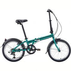 Forward, Велосипед Enigma 20 2.0 11 зеленый/коричневый