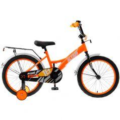 Altair, Велосипед Kids 18 ярко-оранжевый/белый