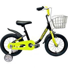 Forward, Велосипед Barrio 16 черный