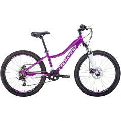 Forward, Велосипед Jade 24 1.0 13 фиолетовый