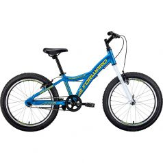 Forward, Велосипед Comanche 20 1.0 10.5 голубой/желтый