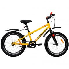 Forward, Велосипед Unit 20 1.0 10.5 желтый
