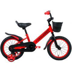 Forward, Велосипед Nitro 16 красный