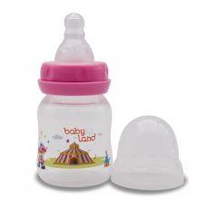 Бутылочка Babyland, полипропилен, 0-6 мес, 80 мл
