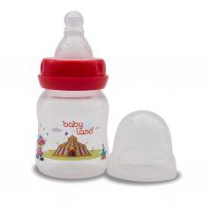 Бутылочка Babyland, 0-6 месяцев, 80 мл