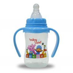 Бутылочка Babyland, 6-18 месяцев, 150 мл